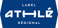 200 Label Regional ATHLE Bleu